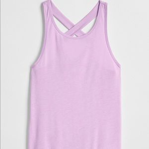 Gap fit strappy tank top